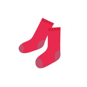 冬の少年野球を観に行く母の靴下は登山用やスキー用の分厚い靴下がおススメ