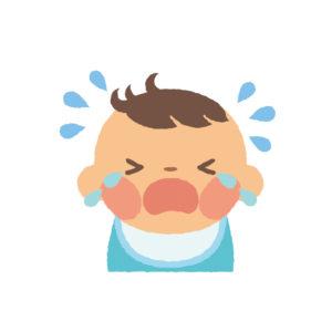 上の子と2人でお風呂に入る時、待たせている赤ちゃんが泣いてしまいます