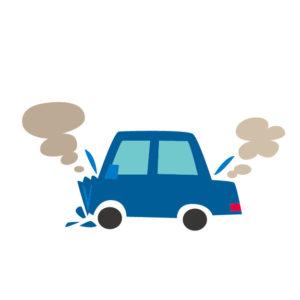 止まりそうなスピードの車でもチャイルドシートを付けないと大事になりました