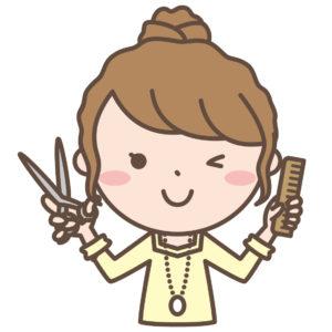 2歳児のヘアカットは女性の美容師さんがおススメです。