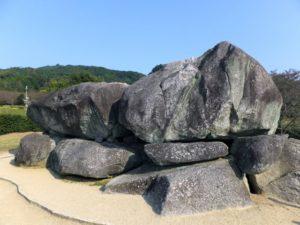 奈良県明日香村 石舞台古墳